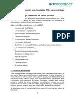 programación neurolingüística unidad 2