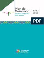 Plan de Desarrollo VPreliminar Mi Nariño 20-23 3004l2020