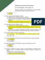 Tema cu chestionar 4.2 - Fierul si aliajele Fe-C - (Cap. 4 - partea - II) - (sapt. 9)
