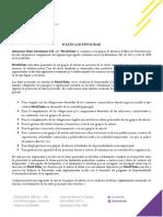 Política Manejo de Información y Datos Personales de Almacenes Éxito Inversiones S.A.S._0_0