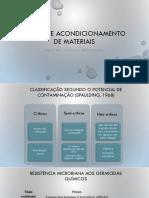LIMPEZA E ACONDICIONAMENTO DE MATERIAIS_2020
