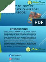CATÁLOGO DE PISOS DE CAUCHO 14-10-19