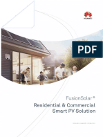 FusionSolar_Residential_Commercial_Datasheet