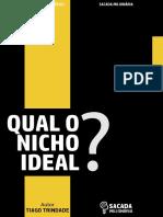 Ebook - Qual o nicho ideal