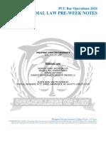 PCU 2018 Remedial Law Reviewer.pdf