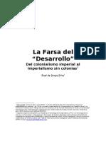 Souza-La Farsa Del Desarrollo-2004