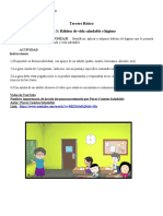 Tercero básico Guía Nº3 Hábitos de vida saludable e higiene