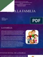 PAE A LA Familia 2