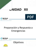 Modulo 12 Preparación y Respuesta a Emergencias