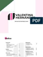 Marca Personal Valentina Hernández