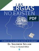 (Salomon Sellam) - Las alergias no existen