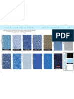 Pacific Pools Floor Selection