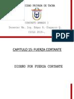 CAPITULO 15_DISEÑO POR FUERZA CORTANTE