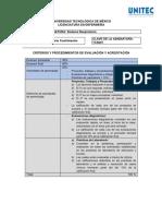 Criterios de Evaluación SISTEMA TEGUMENTARIO 20-3