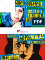 Transmedia Storytelling - Narrativa Transmídia | Case Rango e Charlote