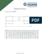 667DIN 2510 Form KU