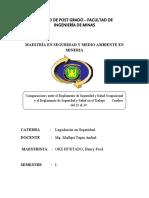 Trabajo RSSO vs RSST cuadros del 21 al 24