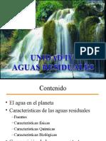 unidad 4 presentacion ambiente ind 285 caracterizacion tratamiento de aguas residuales efluentes.PPT