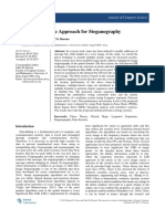 A Multiple-Chaotic Approach for Steganography