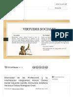 Diversidad de las Profesiones y su Interrelación Integrantes_ Alonso Chévez Daniel Eduardo Carrillo Anchundia Estefanía Verónica Chávez Rodríguez Oneil. - ppt descargar