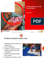 Evidence Based Care_SNMP