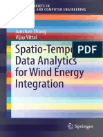 Spatio-Temporal Data Analytics for Wind Energy Integration by Lei Yang, Miao He, Junshan Zhang, Vijay Vittal (auth.) (z-lib.org)