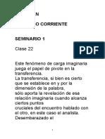 CD LACAN - DISCURSO CORRIENTE
