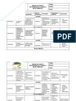 MATRIZ DE PARTES INTERESADAS (1)  INTEGRADA CALIDAD Y AMBIENTE