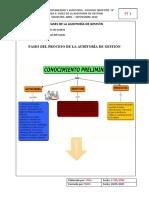Fases de la Auditoría de Gestión