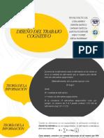 CAP 7.  DISEÑO DEL TRAB. COGNITIVO