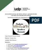 UDP-Trabajo1-FUNDACIÓN APRENDER EN MOVIMIENTO