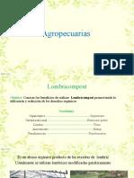 Agropecuarias Clase 5 grado 6