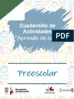 Cuadernillo Preescolar Final