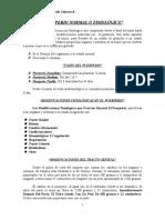 14. PUERPERIO NORMAL O FISIOLÓGICO