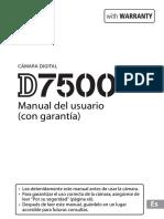 Manual D7500UM_EU(Es)05