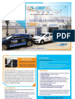 Catalogue de Formation 2020 Cimef International