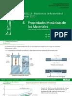 6. Propiedades Mecanicas de los Materiales