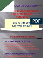 ley 734-02 presentacion diego