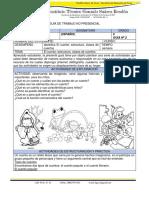 Castellano y Lectoescritura 5o, Guía 2