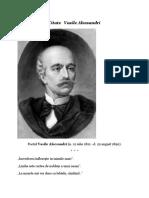 Citate Vasile Alecsandri