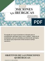 POSICIONES QUIRÚRGICAS...pptx