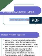 Metode Newton Raphson (1)