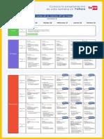 Aprendo en Casa - Programación Lunes 25 al Viernes 29 de Mayo