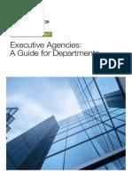 Executive Agencies Guidance