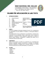SILABO DE APLICACIÓN DE LAS TICS (1).docx