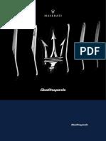Brochure Maserati Quattroporte MY20 (2020)