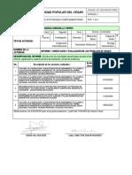 1 FORMATO INFORME ACTIVIDADES COMPLEMENTARIAS PROYECTOS  v1