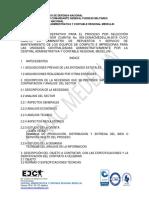 ESTUDIO PREVIO SAMC 063-CENACMED-2019 MTTO Y REPUESTOS COMPUTO (1)