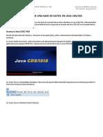 Guía 4_Creación de una base de datos en Java CDS-ISIS