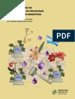OPERACIÓN Y USO DE HERRAMIENTAS DE PRIVACIDAD Y ANONIMATO EN ARGENTINA